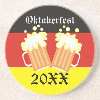 Oktoberfest Beer Steins Coaster