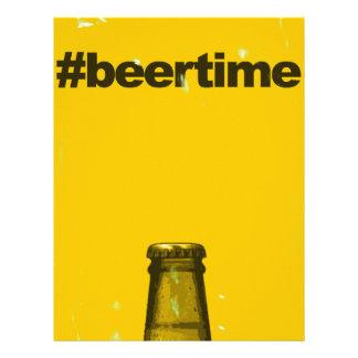 Oktoberfest - Beer Time Letterhead