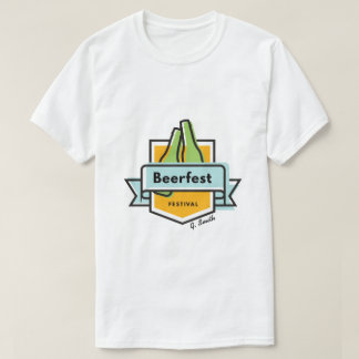 Oktoberfest Beerfest. Add Name. T-Shirt
