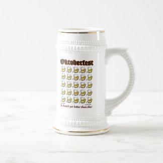 Oktoberfest Beers / German Fest Mug