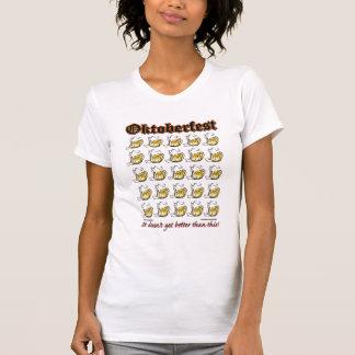Oktoberfest Beers T-Shirt