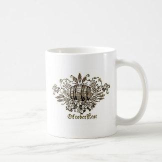 OktoberFest Bier Keg Print Coffee Mug