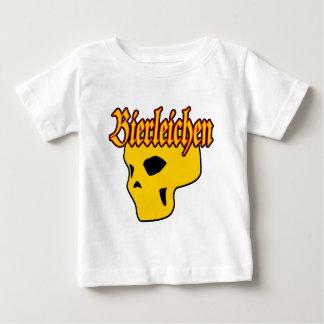 Oktoberfest Bierleichen Skull Baby T-Shirt
