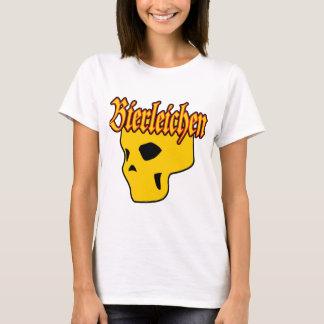 Oktoberfest Bierleichen Skull T-Shirt