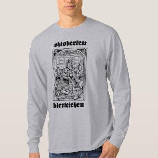 Oktoberfest Bierleichen T-Shirt