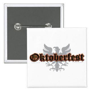 Oktoberfest Bird Buttons