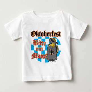 Oktoberfest Bitte ein Mass Baby T-Shirt