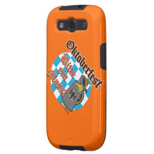 Oktoberfest Bitte ein Mass Samsung Galaxy S3 Cases
