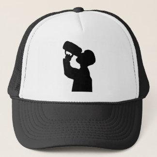 oktoberfest boozer alcohol trucker hat