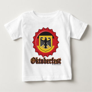 Oktoberfest Bottle Cap Baby T-Shirt