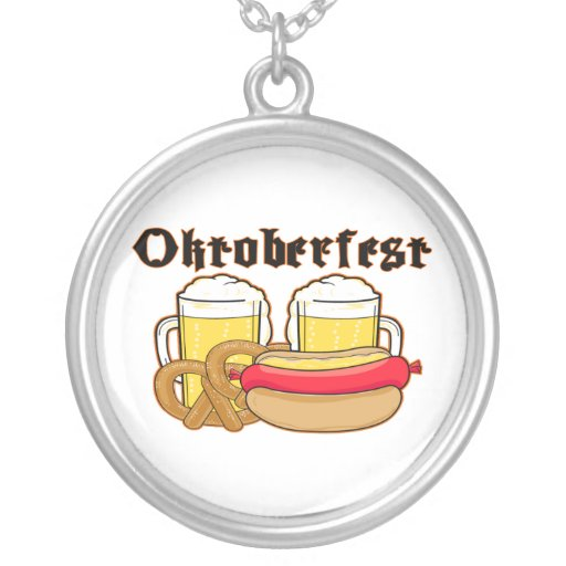 Oktoberfest Bratwurst & Beer Jewelry