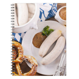 Oktoberfest breakfast notebook