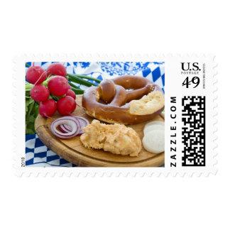 Oktoberfest Breakfast Postage