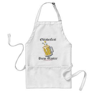Oktoberfest Brew Master Apron