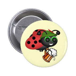 Oktoberfest Bug Button