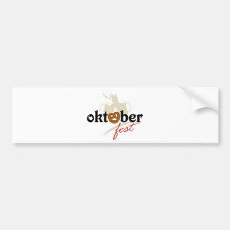Oktoberfest Bumper Stickers