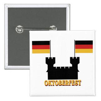 Oktoberfest button