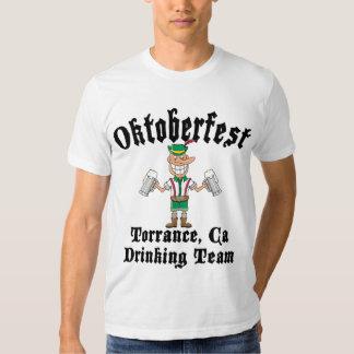 Oktoberfest camiseta de Torrance, California Polera