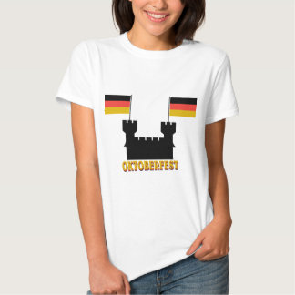 Oktoberfest Castle Shirt