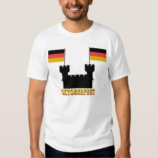 Oktoberfest Castle T Shirt