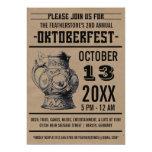 Oktoberfest Celebration Party Invitations