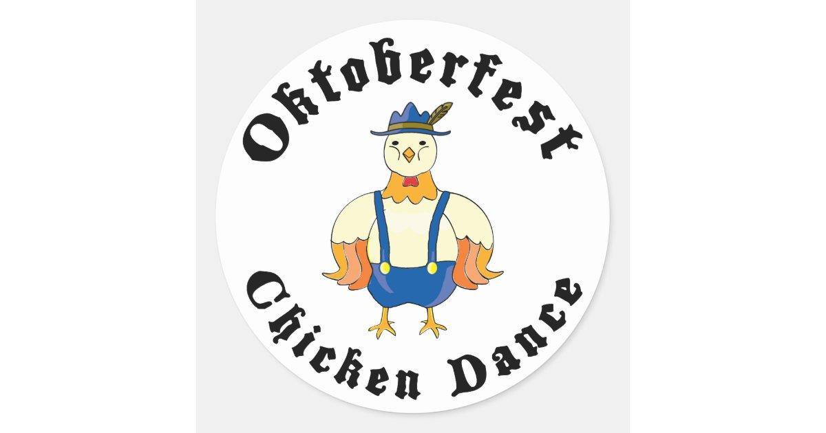 oktoberfest chicken dance 2018