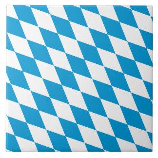 Oktoberfest, colores de Baviera Tejas Ceramicas