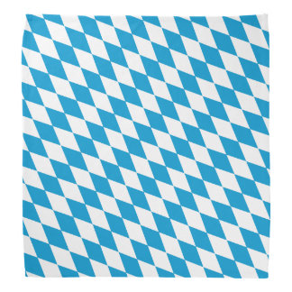 Oktoberfest, colores de Baviera Bandana