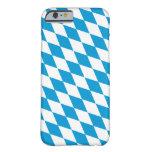 Oktoberfest, colores de Baviera Funda De iPhone 6 Barely There