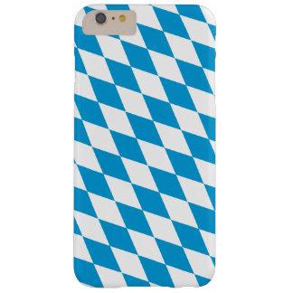 Oktoberfest, colores de Baviera Funda Para iPhone 6 Plus Barely There