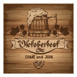 Oktoberfest Come Join Us Invitation