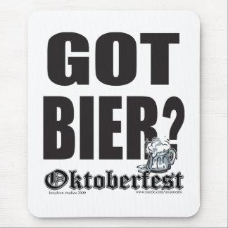 ¿Oktoberfest consiguió la féretro Tapete De Ratón