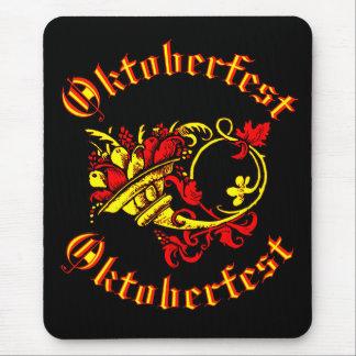 Oktoberfest Cornucopia Mouse Pad