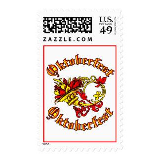 Oktoberfest Cornucopia Stamps
