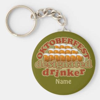 OKTOBERFEST custom key chain