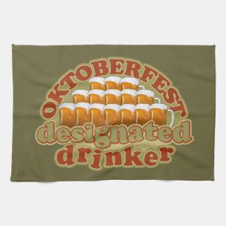 OKTOBERFEST custom kitchen towels