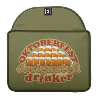OKTOBERFEST custom MacBook sleeves
