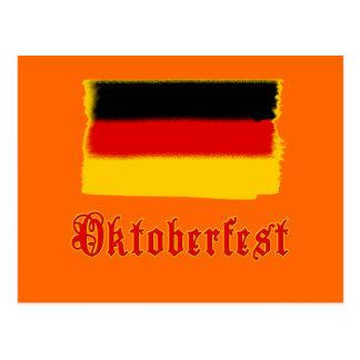 Oktoberfest Customizable Tees and More Postcard