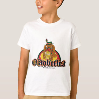 Oktoberfest Dachshund Beer T-Shirt
