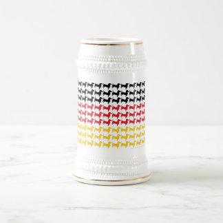 Oktoberfest/Dachshund Flag Coffee Mug