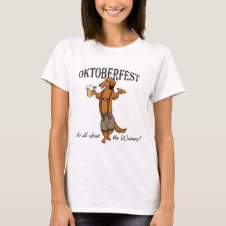 Oktoberfest Dachshund T-Shirt