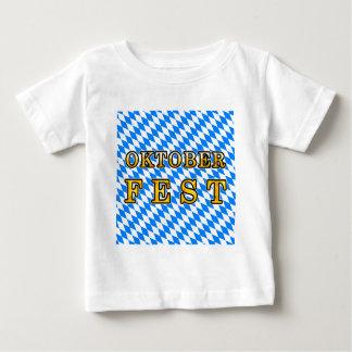 """Oktoberfest"" (dark outline) Baby T-Shirt"