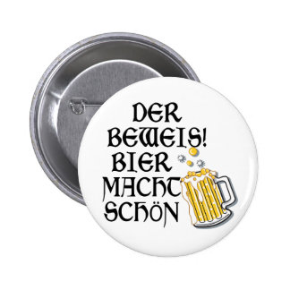 ¡Oktoberfest Der Beweis! Féretro Macht Schön Pin Redondo De 2 Pulgadas