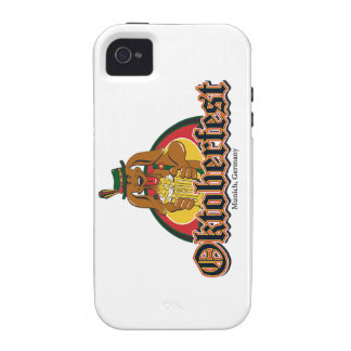 Oktoberfest Doxie Beer iPhone 4 Case