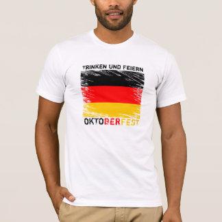 Oktoberfest Drinking & Celebrations T-Shirt