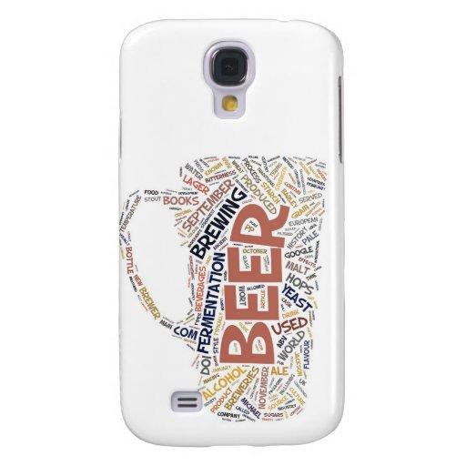 Oktoberfest Drinking Galaxy S4 Case