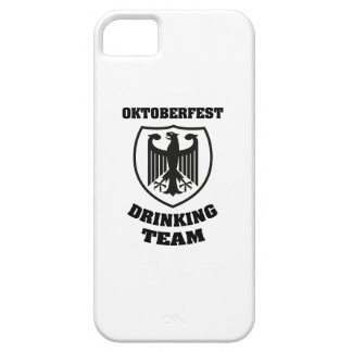 Oktoberfest Drinking Team iPhone 5 Cases
