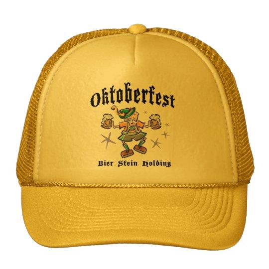 Oktoberfest Drinking Trucker Hat