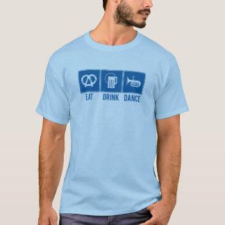 Oktoberfest Eat, Drink, Dance T-Shirt