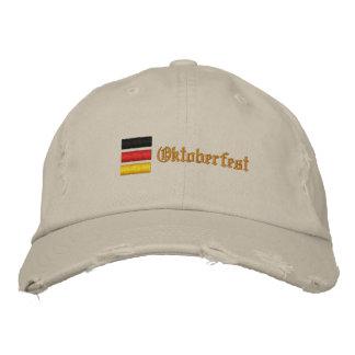 Oktoberfest Embroidered Hats